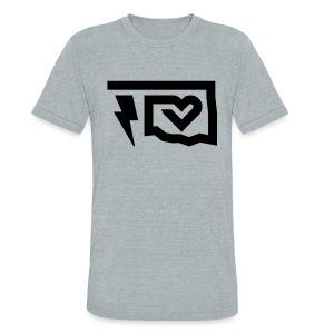 Thunder Love - Grey - Unisex Tri-Blend T-Shirt