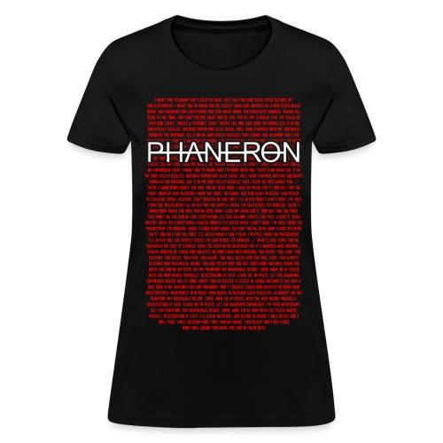 Lyric Shirt Mens - Women's T-Shirt