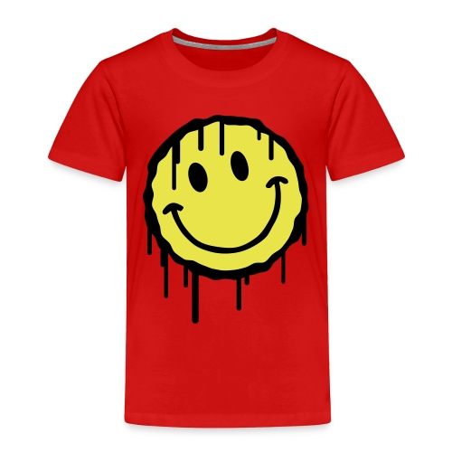 Smilez Toddler T-Shirt - Toddler Premium T-Shirt