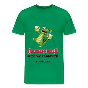 GATOR DAYS REUNION 2016 - Men's Premium T-Shirt
