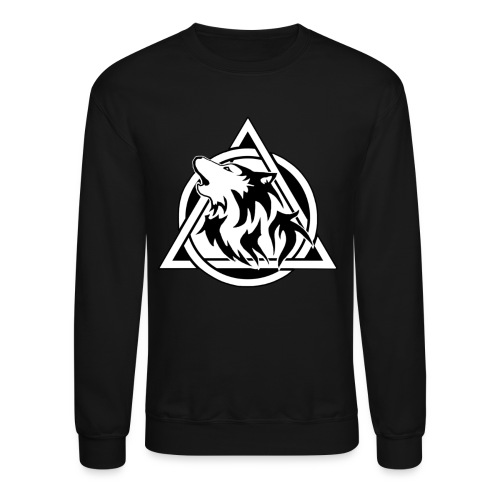 Women's Wolfy Jumper - Crewneck Sweatshirt
