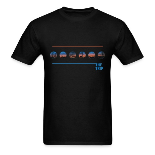 The Trip - Santiago Molina - Men's T-Shirt