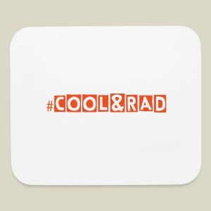 #Cool&Rad Mouse Pad - Mouse pad Horizontal