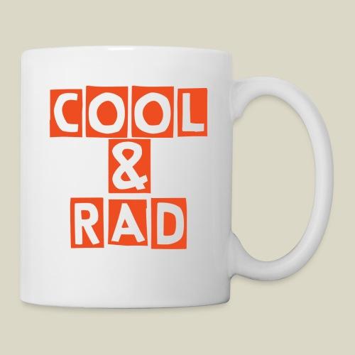 Cool & Rad Mug - Coffee/Tea Mug