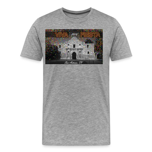2016 San Antonio Fiesta Official Shirt - Men's Premium T-Shirt