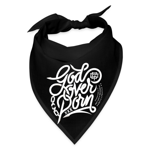 God Over Porn Bandana - Bandana