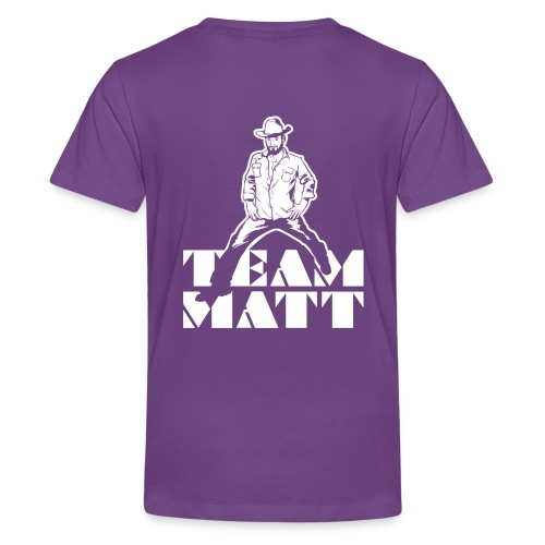 Team Matt (Kids) - Kids' Premium T-Shirt