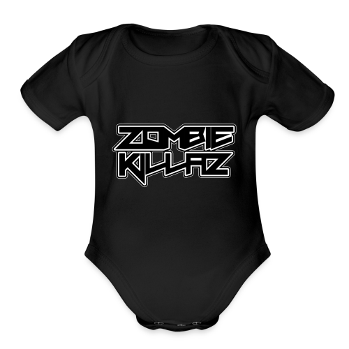 ZK Baby Short Sleeve One Piece - Organic Short Sleeve Baby Bodysuit