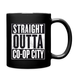 Straight Outta Co-op City Coffee Mug - Full Color Mug