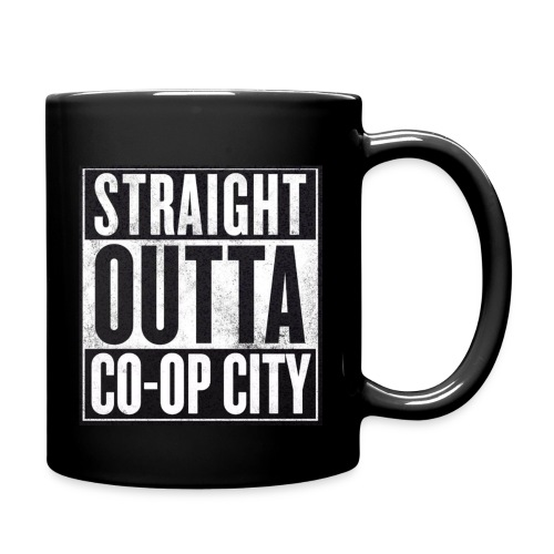 Straight Outta Co-op City Coffee Mug - Full Color Mug