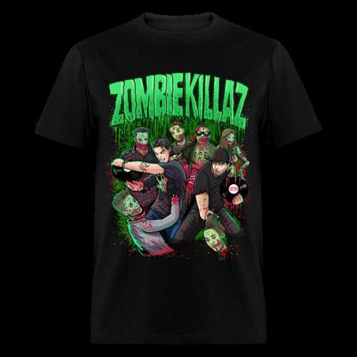 ZK Kills Mainstream Regular Men's T-Shirt - Men's T-Shirt