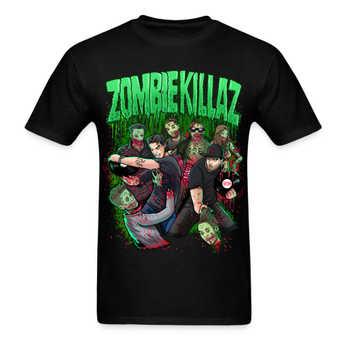 ZK Kills Mainstream Regular Men's T-Shirt - Men's T-Shirt