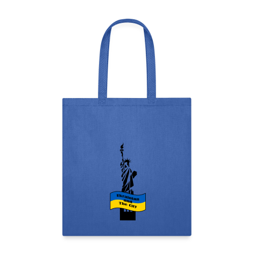 Ukrainian and The City - Tote Bag