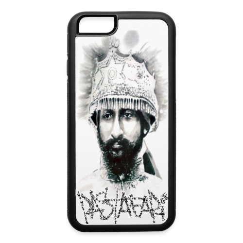 Ras Tafari // iPhone 6/6s Rubber - iPhone 6/6s Rubber Case