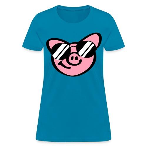 Piggy - Women's T-Shirt