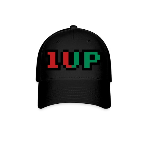 1UP Baseball Cap (Soft Print) - Baseball Cap