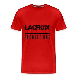 LACROIX PRODUCTIONS - Men's Premium T-Shirt
