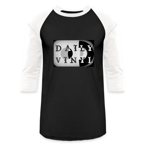 Daily Vinyl Mens Baseball T-shirt - Baseball T-Shirt