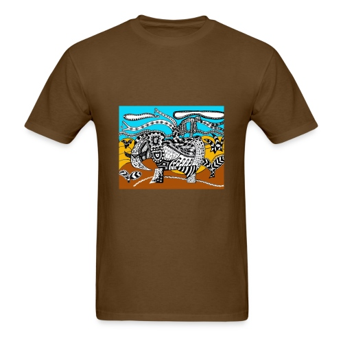 elephant t shirt - Men's T-Shirt