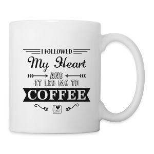 Follow Your Heart - Coffee/Tea Mug