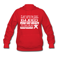 Hoodies ~ Women's Hoodie ~ If your 'parenting choice'...