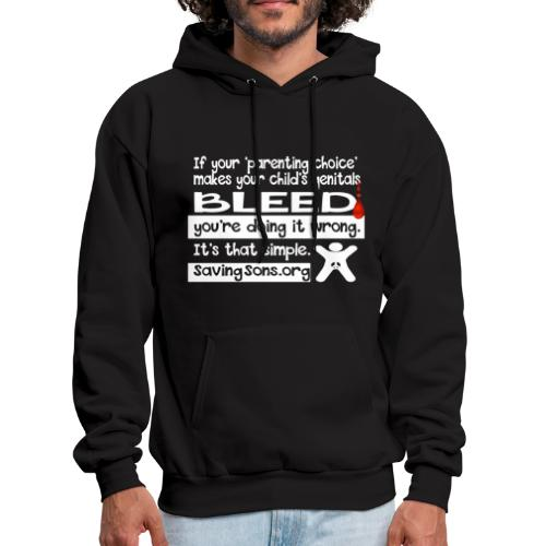 If your 'parenting choice'... - Men's Hoodie