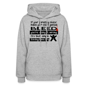 If your 'parenting choice'... - Women's Hoodie