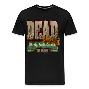 DEAD: Snapshot -- Liberty SC dbl sided - Men's Premium T-Shirt