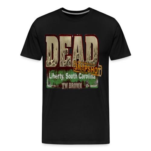 DEAD: Snapshot -- Liberty SC dbl sided - Men's Premium T-Shirt