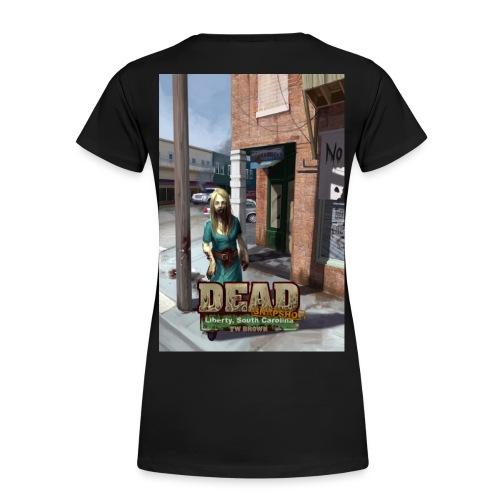 DEAD: Snapshot -- Liberty SC dbl side womens t - Women's Premium T-Shirt