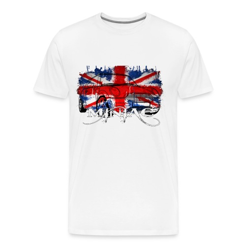 Union Jack Mens - Men's Premium T-Shirt