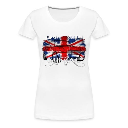 Union Jack Ladies - Women's Premium T-Shirt