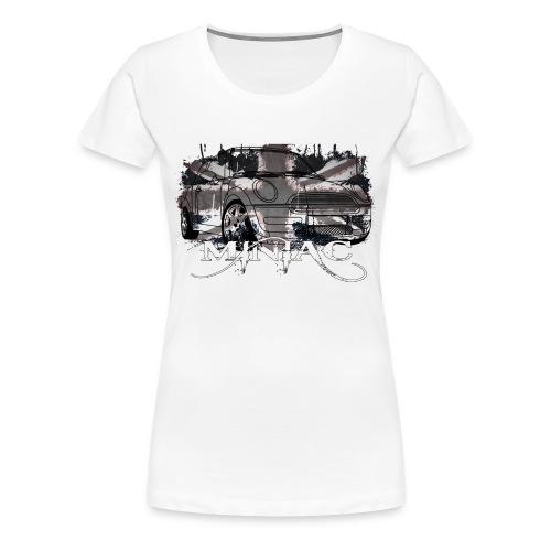 Blackjack Ladies - Women's Premium T-Shirt