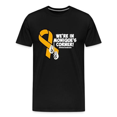 In Monique's Corner Men's T-shirt - Men's Premium T-Shirt