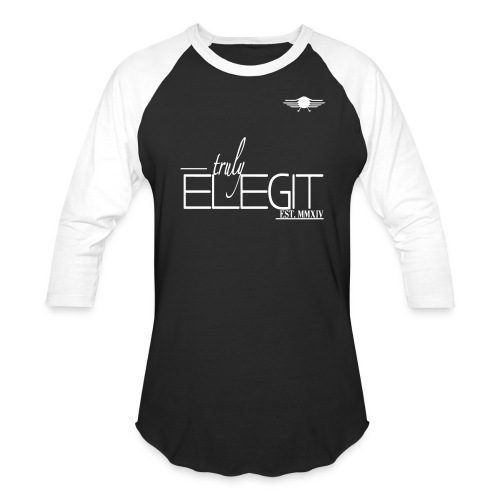 TRULY ELEGIT LONG SHIRT - Baseball T-Shirt
