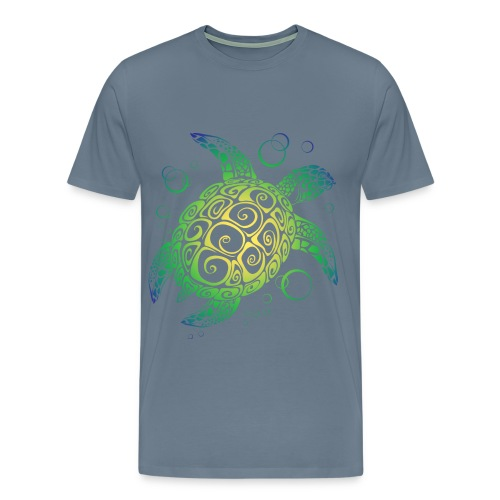 Man - TShirt_01 - Men's Premium T-Shirt