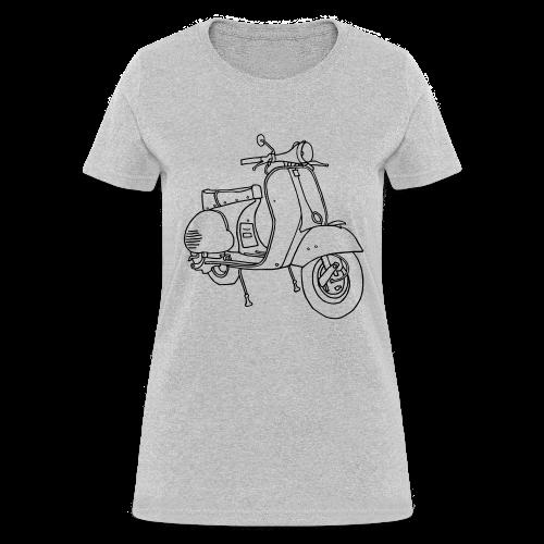 Motor scooter - Women's T-Shirt
