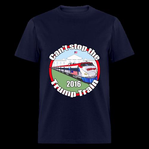 can't stop trump - Men's T-Shirt