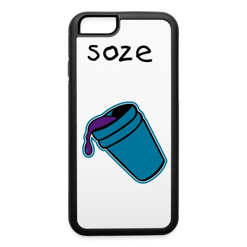 IPHONE SOZE CASE - iPhone 6/6s Rubber Case