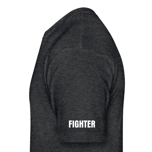 B9 FIGHT TEAM STUDENT - Fitted Cotton/Poly T-Shirt by Next Level