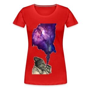 Puff the Galaxy - Women's Premium T-Shirt