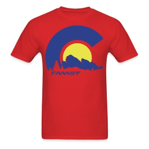 Men's Tee Red Rocks - Men's T-Shirt