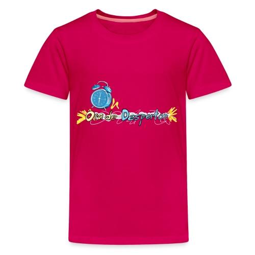Ora de Despertar- Kid - Kids' Premium T-Shirt