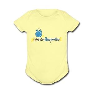 Ora de Despertar- Baby  - Short Sleeve Baby Bodysuit