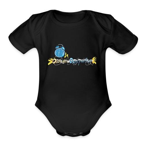 Ora de Despertar- Baby  - Organic Short Sleeve Baby Bodysuit