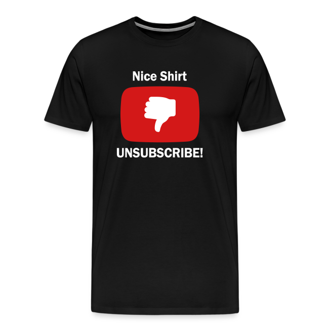 Le PicBois // Youtube Trolling Shirt