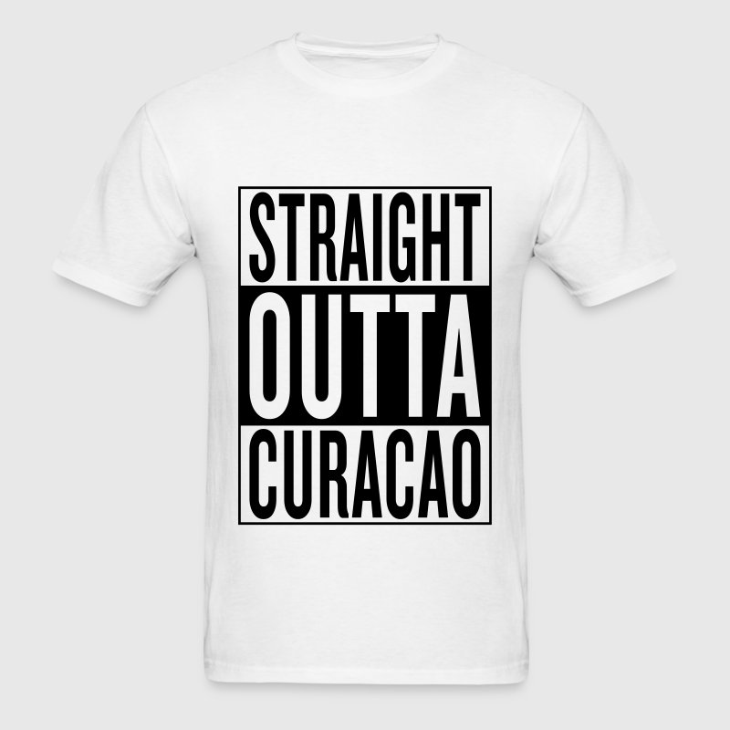 Curacao T-Shirts - Men's T-Shirt