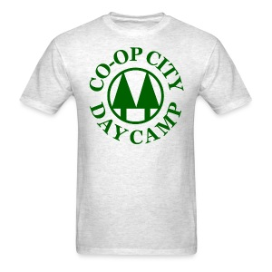Retro Co-op City Day Camp T-Shirt - Men's T-Shirt