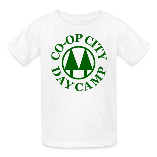 Retro Co-op City Day Camp T-Shirt - Kids' T-Shirt