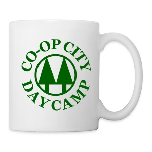 Retro Co-op City Day Camp Coffee Mug - Coffee/Tea Mug